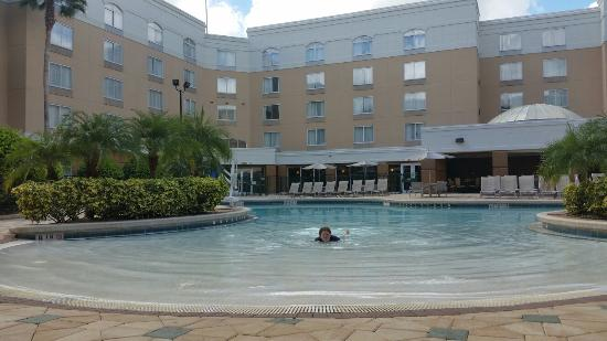 ‪‪SpringHill Suites Orlando Lake Buena Vista in Marriott Village‬: 20151009_121146_large.jpg‬