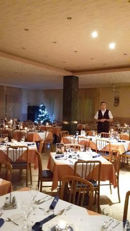 Albergo Alla Torre: sala ristorante