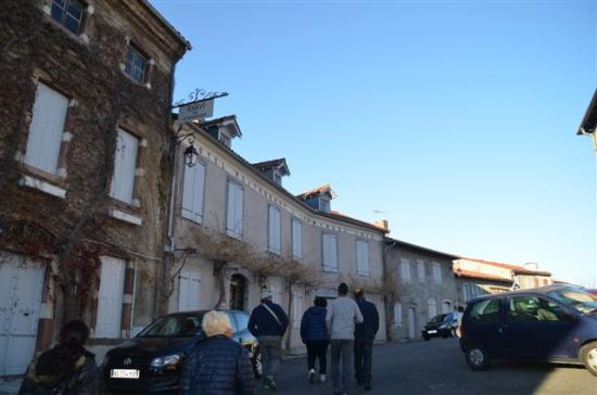 Saint-Bertrand-de-Comminges照片