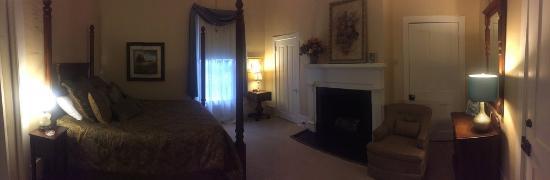 Key Falls Inn: Very comfortable rooms