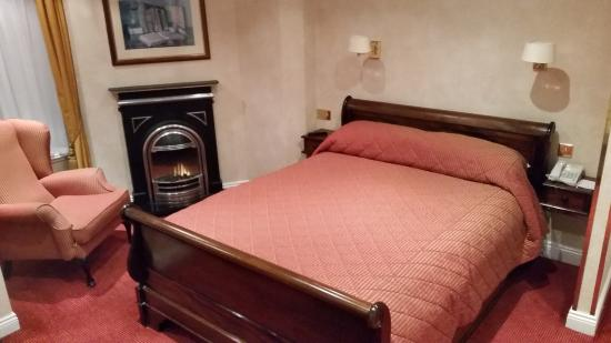 Wynn's Hotel: Zimmer