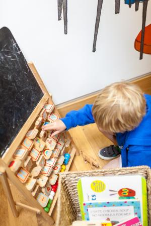Jewish Museum: Craft activities in the cafe