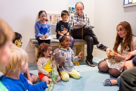 Family events at the Jewish Museum London