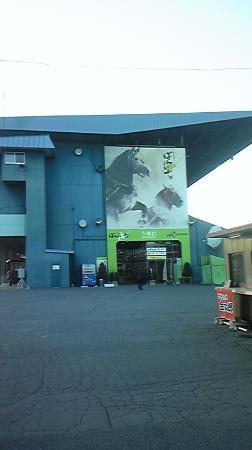 Banei Tokachi Obihiro Horse Race Track : 入口