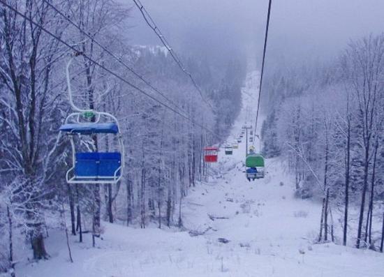 Ski Resort Slavskoye