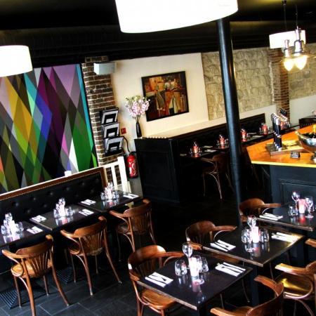 L'Arlequin Cafe: L'Arlequin Café