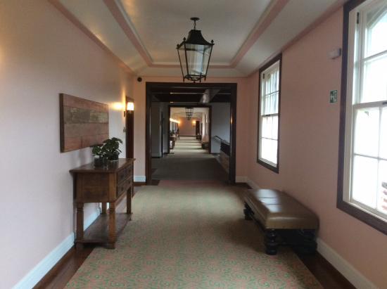 Belmond Hotel das Cataratas: Wide hallways