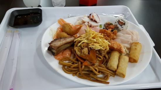 Restaurante Kyoto de Maringa