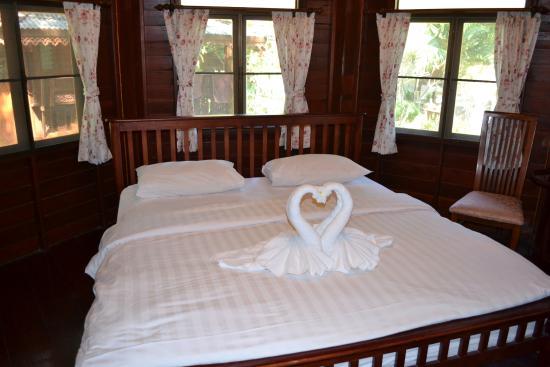 Vongdeuan Resort : Бунгало