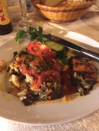 Windmill Restaurant : fantastic food