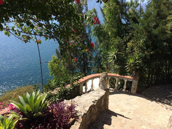 La Casa del Mundo Hotel: Gorgeous view from La Casa Del Mundo
