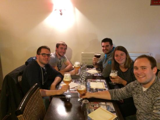 La Giettaz, Francja: Les alsaciens