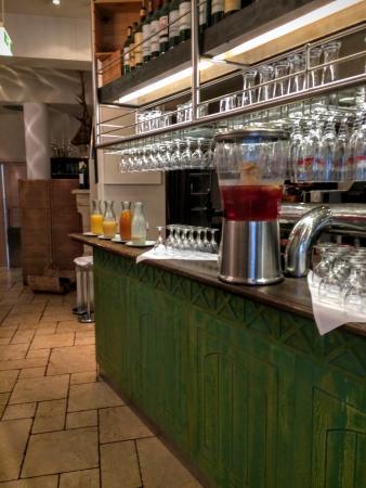 Clarion Hotel Hirschen : Breakfast