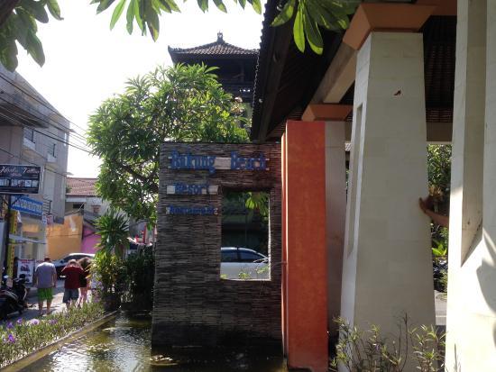 Bakung Sari Resort and Spa: Zeer goede resort schoon en een goed ontbijt .