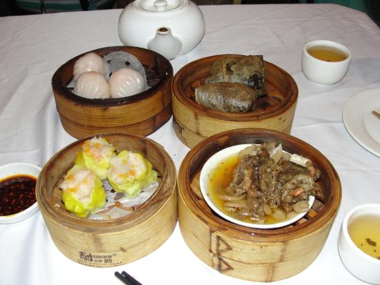 Northbridge Chinese Restaurant: More dim sum dishes