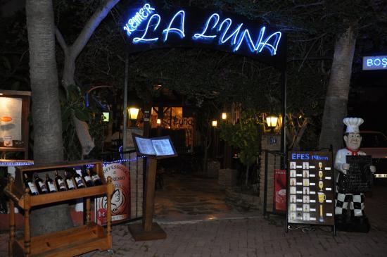 Kemer La luna Restaurant