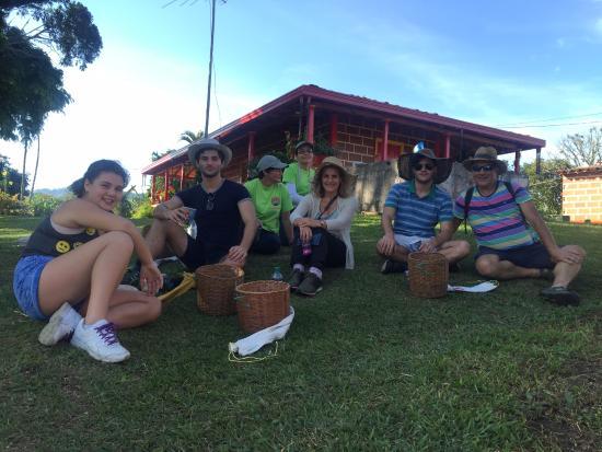 Antioquia, Colombia: descansando
