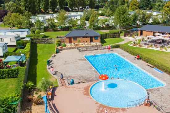 Cosgrove, UK: Swimming Pool