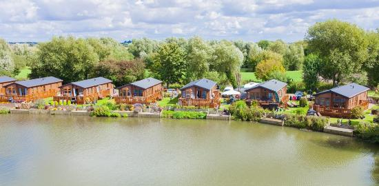 Cosgrove, UK: Lodges