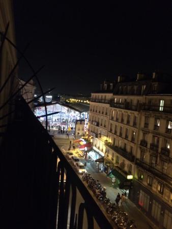 Vista Da Gare Du Nord Picture Of Ibis Paris Gare Du Nord