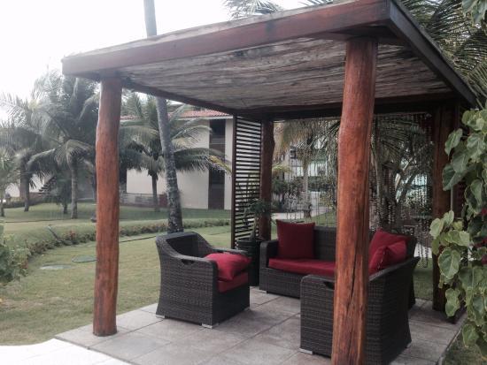 Porto de Galinhas Praia Hotel: Areas do Hotel