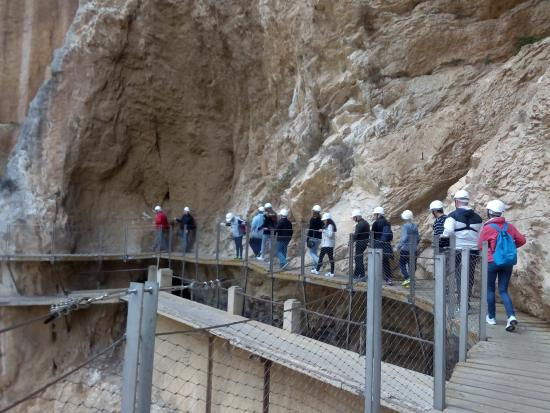 photo3.jpg - Picture of El Caminito del Rey, El Chorro - TripAdvisor