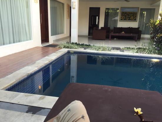 Bali Yubi Villa: Stayed in 4 bedroom villa ( Villa 10) and had one of the most amazing time. Great service, great