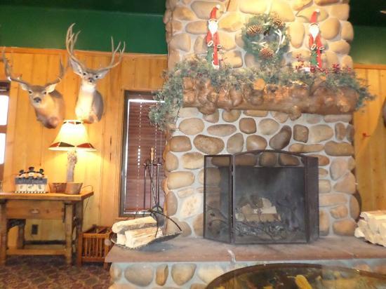 Saratoga Resort & Spa: Trophy room
