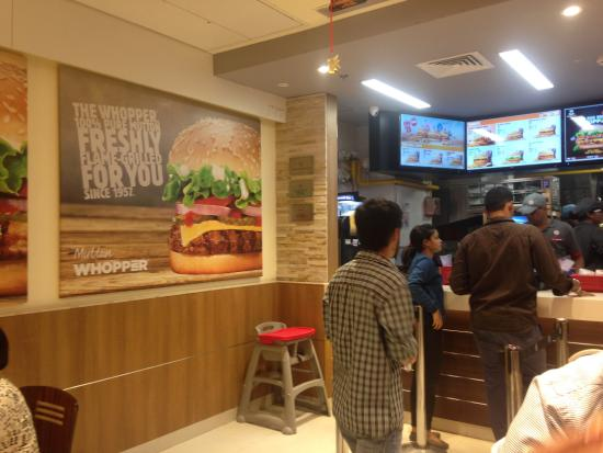 how to order burger king