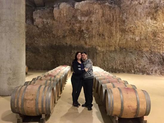 Food Wine Tours : Barrels