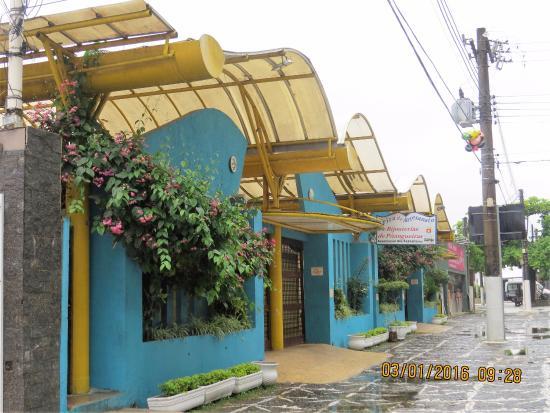 Pitangueiras Artisan market