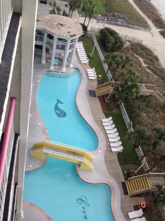 Crown Reef Beach Resort And Waterpark Hotel View Pool 2