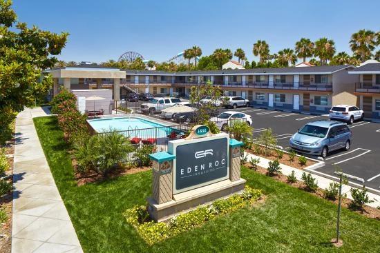 vista del hotel eden roc anaheim picture of eden roc inn suites rh tripadvisor com