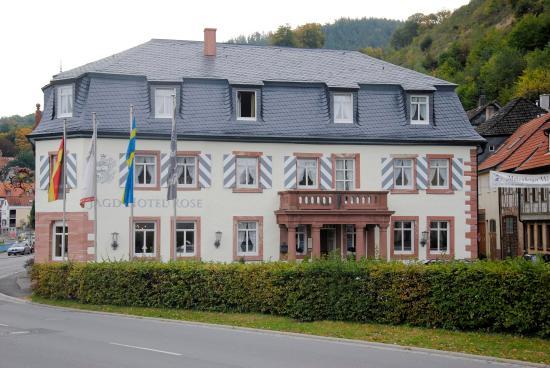 Jagd Hotel Rose