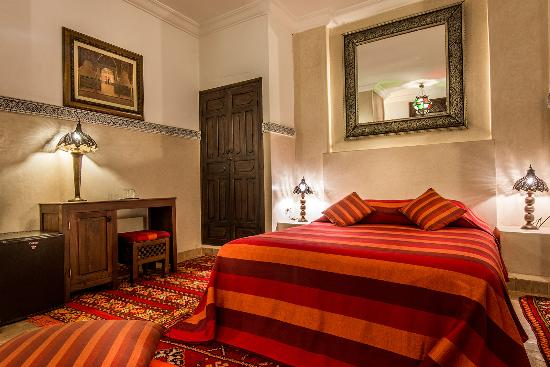 Riad el Noujoum: suite siruis