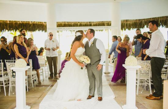 Hard Rock Hotel Punta Cana Wedding Ceremony In Piano Gazebo
