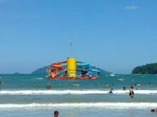 Maranduba Beach: DIVERSÃO!