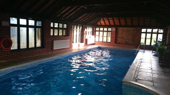 Swimming pool picture of felbrigg lodge aylmerton - Hotels with swimming pools in norfolk ...