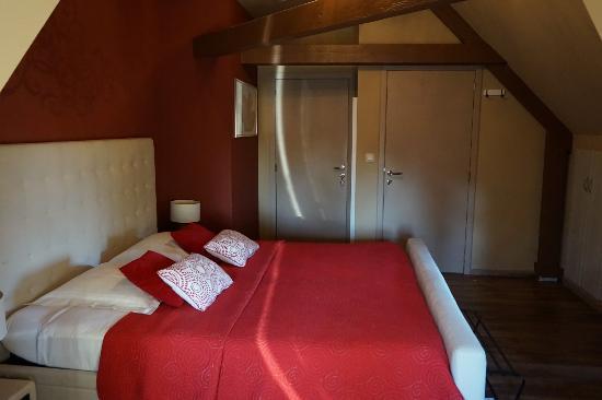 Zedelgem, Bélgica: Room 'Red Beauty'