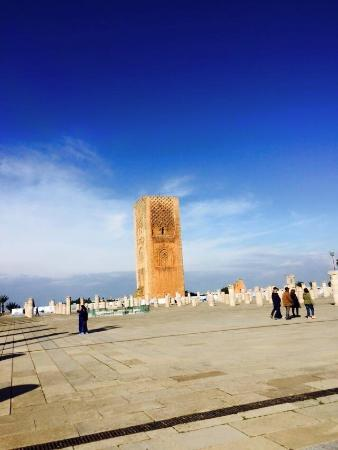 Hassan Tower : Beauty