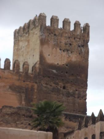 Fes-Boulemane Region, Marokko: les Murailles de FES