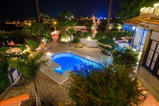 Villa Rosalva: Aussicht Dachterasse