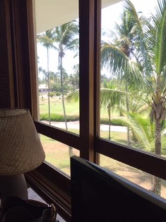Hotel Transamerica Ilha de Comandatuba: Vista p jardim