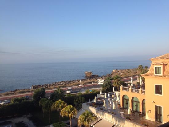 Grande Real Villa Italia Hotel & Spa: Prachtig zicht vanuit de kamer