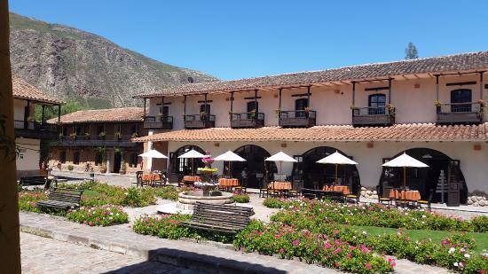 Sonesta Posadas del Inca Sacred Valley Yucay: vista externa comedor
