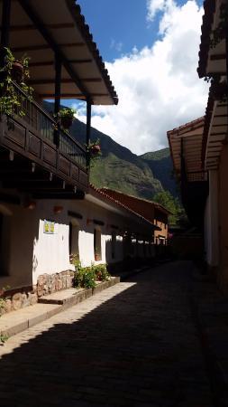 Sonesta Posadas del Inca Sacred Valley Yucay: corredor habitaciones
