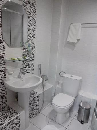 Colibri: Ванная комната