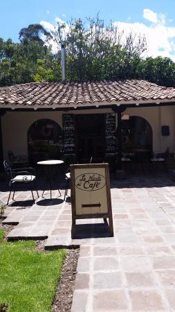 Sonesta Posadas del Inca Sacred Valley Yucay: plaza cafe