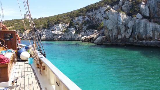 The Andrea Jensen: Snorkeling destination