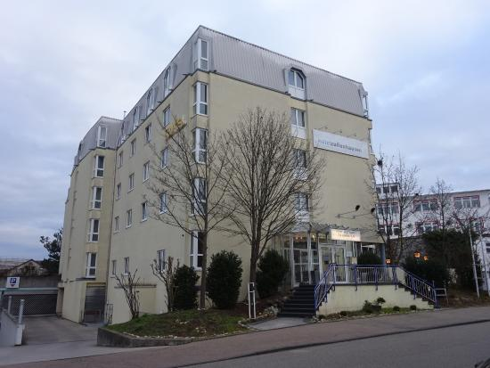 Hotel Zuffenhausen: Fachada do Hotel